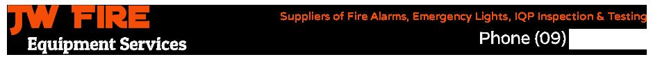 JW Fire Logo